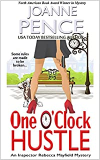 One O'clock Hustle: An Inspector Rebecca Mayfield Mystery by Joanne Pence ebook deal