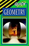 CliffsQuickReview Geometry (0822053292) by Edward Kohn
