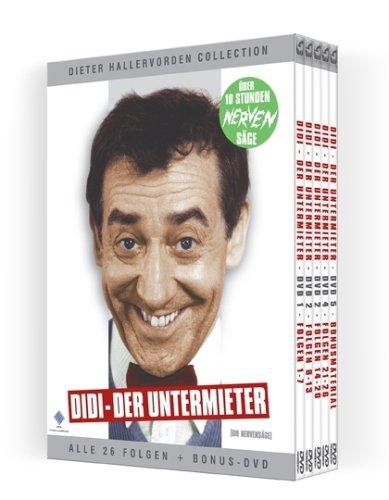Didi - Der Untermieter (5 DVDs) [Limited Edition]