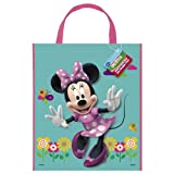 Disney Minnie Mouse Club Plastic Tote Bag