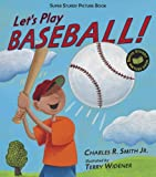 Lets Play Baseball!: Super Sturdy Picture Books