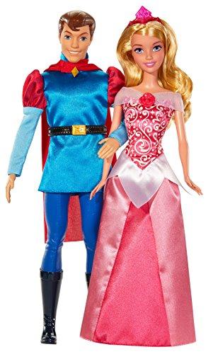 Disney Princess BMB71 - Aurora e Il Principe Filippo 2Pack
