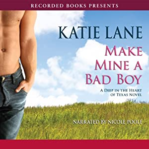Make Mine a Bad Boy Audiobook