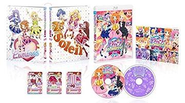 【早期購入特典あり】アイカツ! ミュージックアワード みんなで賞をもらっちゃいまSHOW!(豪華版)(スマートフォンをいれちゃいまSHOW!オリジナル巾着付き) [Blu-ray]