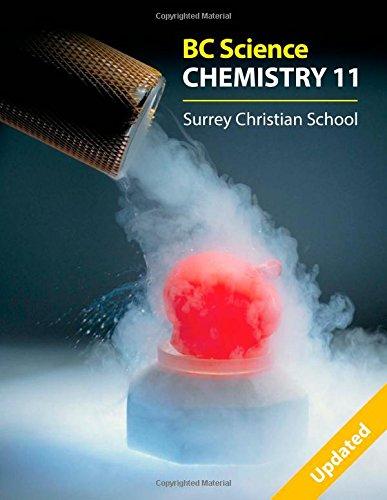 Bc Science Chemistry 11: Surrey Christian School