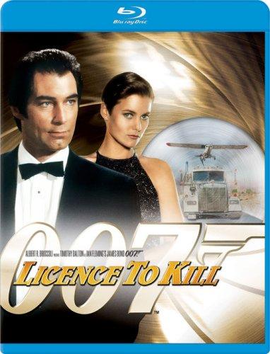 007: Licence To Kill / 007: Лицензия на убийство (1989)