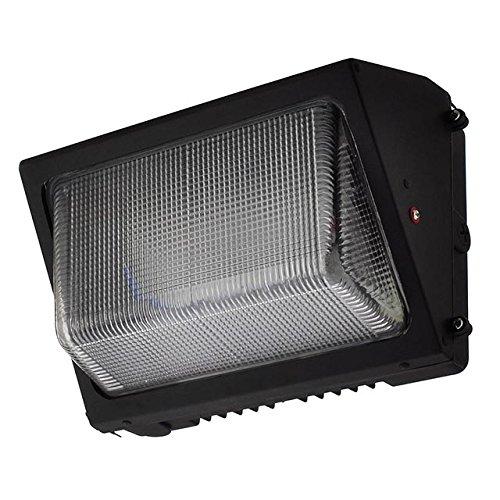 LEDwholesalers 60-Watt Outdoor LED Wall Pack Security