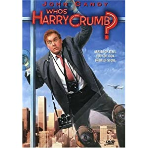 who harry crumb