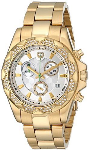 Brillier-Womens-14-03-Analog-Display-Swiss-Quartz-Gold-Watch