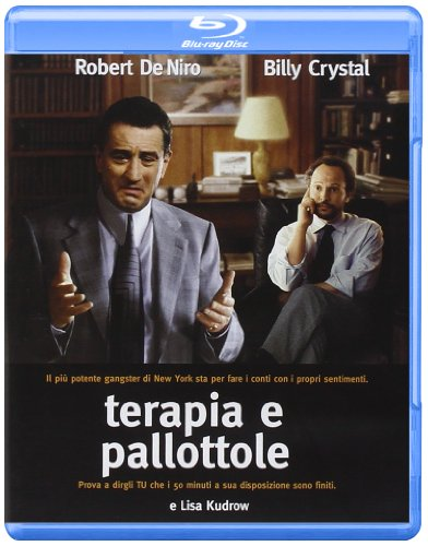 Terapia e pallottole [Blu-ray] [IT Import]
