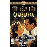 Casablanca [VHS] ~ Humphrey Bogart