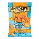 Snyder's - Cheddar Cheese Pretzel Sandwiches - 60.2g (Case of 10)
