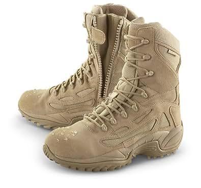 Men's Converse Waterproof Side - zip Desert Tactical Boots Desert Tan, DESERT TAN, 9.5M