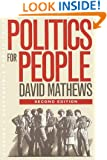 Politics for People: Finding a Responsible Public Voice