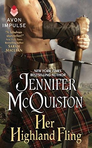 Jennifer McQuiston - Highland Fling: A Novella