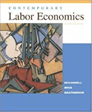 Contemporary Labor Economics by Campbell McConnell