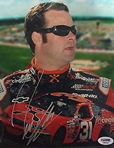 Autographed Robby Gordon Photo - 8x10 #31 F66022 - PSA DNA Certified - Autographed... by Sports Memorabilia