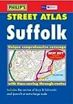 Philip's Street Atlas: Suffolk: Inclu...