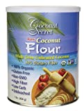 Coconut Secret Organic Raw Coconut Flour-16 Oz