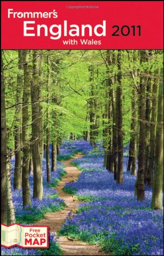 Frommer'S England 2011: With Wales (Frommer'S Complete Guides)