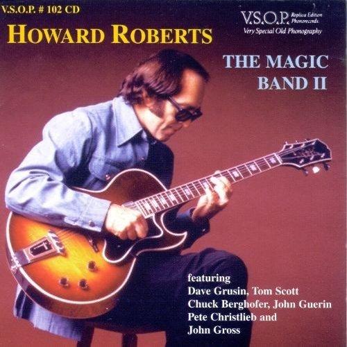 Howard Roberts - Magic Band Live At Dontes Part 2 [No USA] (Remastered, Japan - Import)