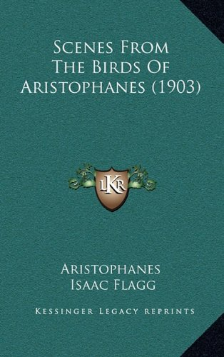 Scenes from the Birds of Aristophanes (1903)