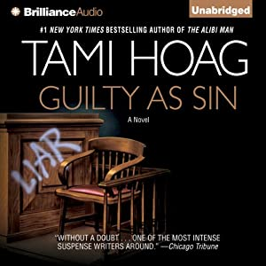 Guilty as Sin | [Tami Hoag]