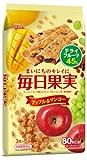 江崎グリコ 毎日果実 アップル&マンゴー 15枚×5個