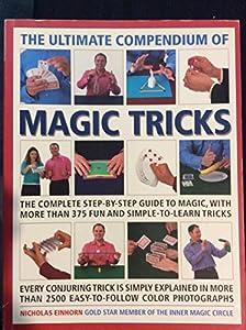 The Ultimate Compendium of Magic Tricks