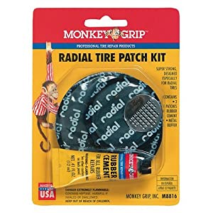 Radial Tire Patch Kit
