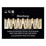 Bienfang 9 x 12 Inches Calligraphic Practice Paper Pad (R400145)