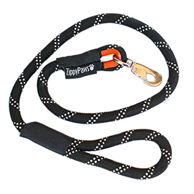 ZippyPaws Climbers Mountain Climbing Rope Dog Leash