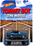 "'67 Plymouth Belvedere GTX Tommy Boy ""The Movie"" Hot Wheels 2014 Retro Series Die Cast Vehicle"