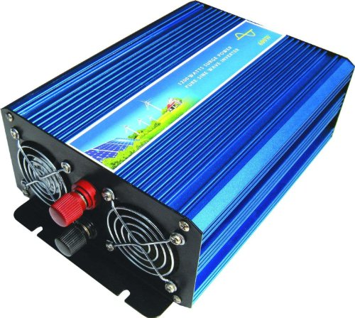 Ten-High 600W 24V Off Grid Pure Sine Wave Power Inverter Ac110V Solar & Wind Inverter