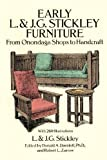 img - for Early L. & J. G. Stickley Furniture: From Onondaga Shops to Handcraft by L. & J. G. Stickley (1992-03-27) book / textbook / text book