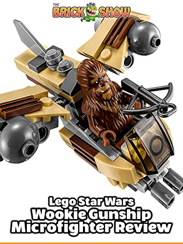 LEGO Star Wars Wookie Gunship Microfighter Review (75129)