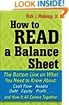 How to Read a Balance Sheet: The Bott...