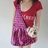 Alfie Pet By Petoga Couture - Kino Pet Sling Carrier - Color: Pink