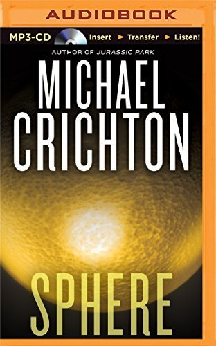 Sphere by Michael Crichton (2016-01-26)
