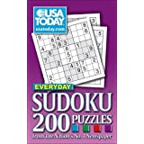 USA TODAY Everyday Sudoku: 200 Puzzles from The Nation's No. 1 Newspaper ~ USA TODAY