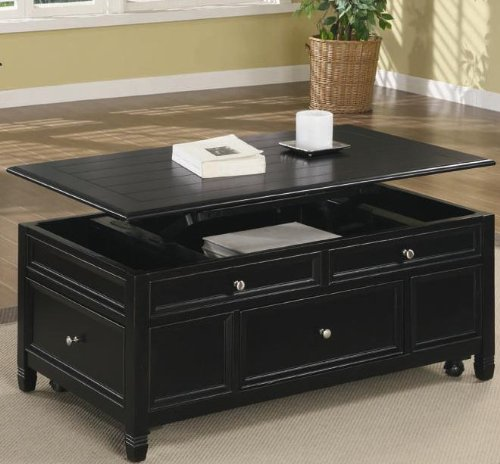 Buy Low Price Turner Lift Top Coffee Table