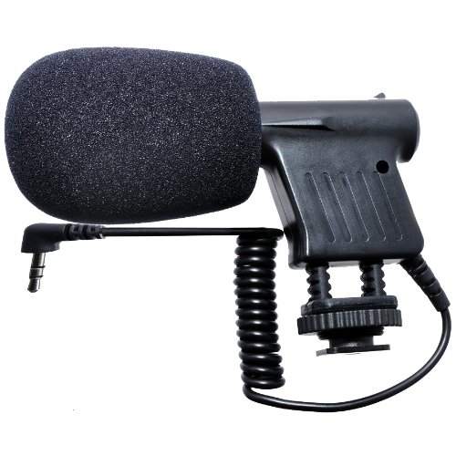 Xit Xtdmic Professional Mini Condenser Microphone (Black)