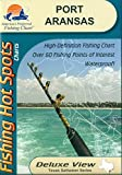 img - for Port Aransas, Texas Saltwater Fishing Map book / textbook / text book