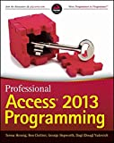 img - for Professional Access 2013 Programming book / textbook / text book