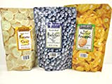 Trader Joe's Dried & Freeze Dried Fruit Variety Pack (3 bags)