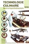 Technologie culinaire, Bac Pro H�teli...