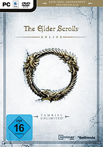 The Elder Scrolls Online: Tamriel Unlimited [German Version]