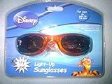Disney Licensed TIGGER Light-Up Sunglasses Based on the Winnie the Pooh Works