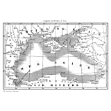 Grabado antiguo (1839) - Grabado al acero - Russie.- Littoral De La Mer Noire (11x17), Desconocido
