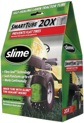 Slime 30013 Pre Slimed Lawn Tractor Tube 20 X 8 slime squad vs the toxic teeth